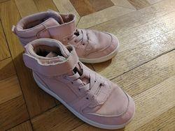 Розовые хайтопы от НМ