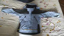 Лыжная термо куртка Columbia Titanium Omni Tech waterproof & breathable L-M