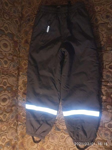 Зимние утепленные мембранные штаны Jonathan на рост 140