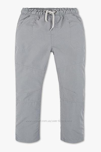 Новые штаны на флисовой подкладке