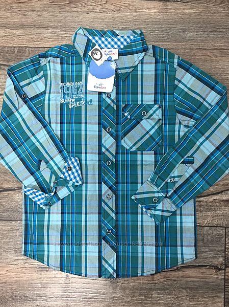 Sale-20 Рубашка Topolino р. 128