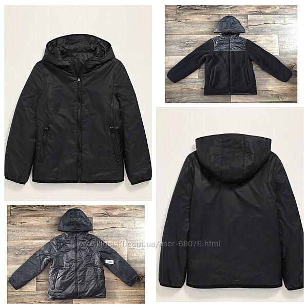Двусторонняя деми куртка Old Navy от 122 до 164 см