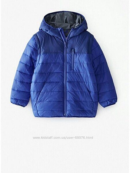 Деми куртка жилетка Zara 152-164 см