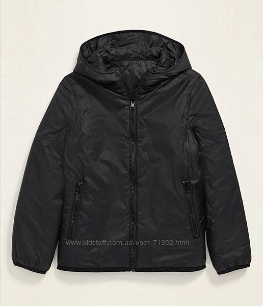 Двусторонняя куртка-ветровка Old Navy.