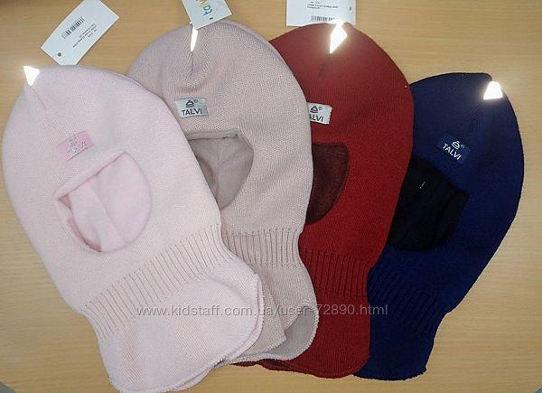 Шлем на термофлисе для малышей от 6 месяцев
