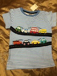 Новая футболка на мальчика на 4-6 лет