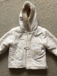 Детская куртка Chicco на рост 74