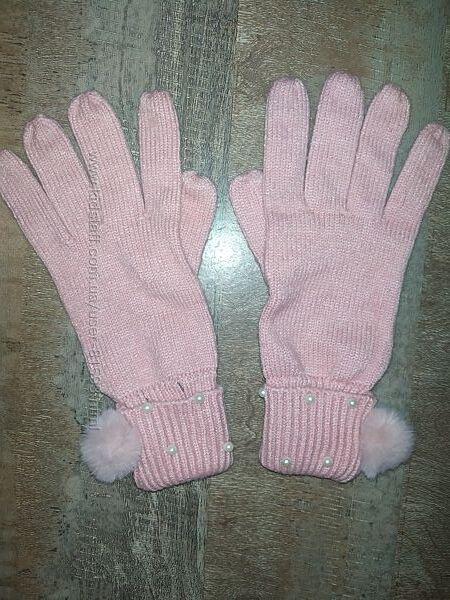 Перчатки Zara девочке-подростку