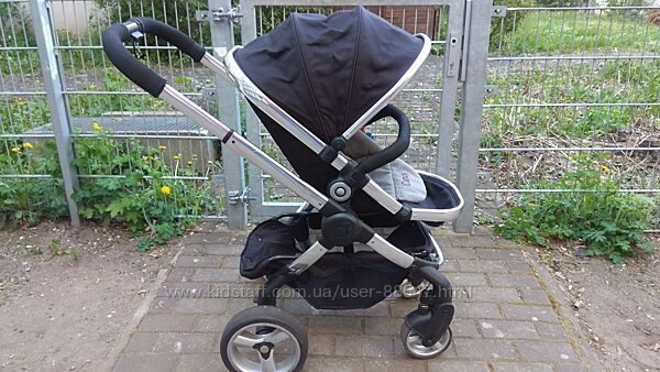 Детская английская коляска iCandy 3в1