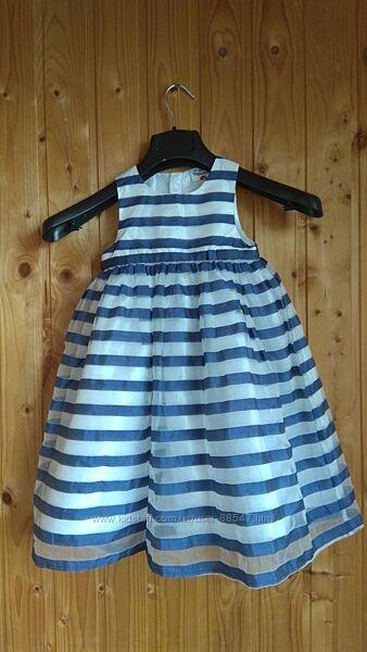 Topolino Нарядное платье тополино р. 104