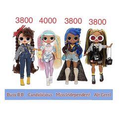 Lol OMG 2 серия  большие куклы оригинал в наличии