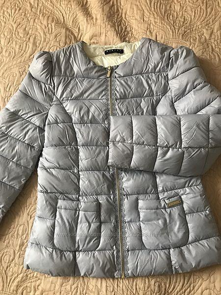 Куртка Деми для девочки, Sisley, рост 140см