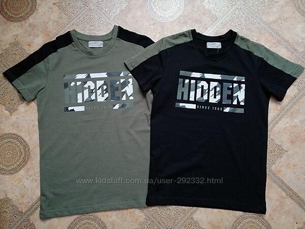 Отличные футболки р.134-140-146-152-158-164.