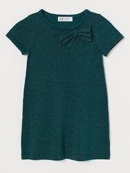 Платье H&M р. 8-10 лет.