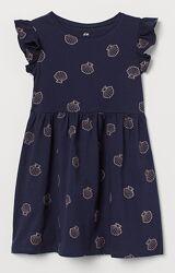 Платье H&M р. 4-6, 6-8, 8-10 лет.