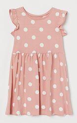 Платье H&M р. 6-8, 8-10 лет.