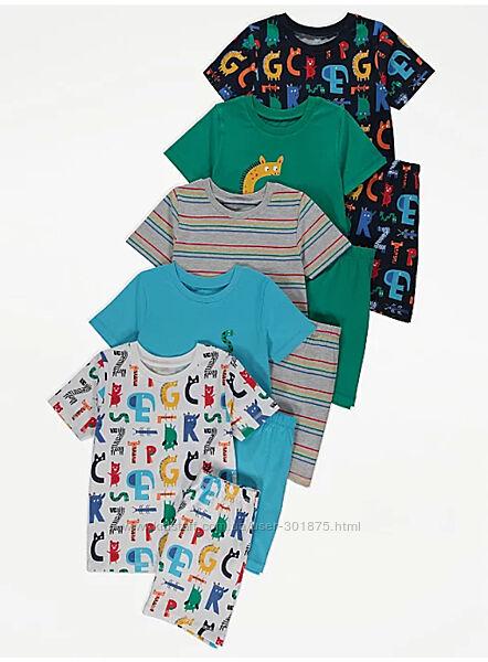 Летние пижамки George р. 2-3 года.