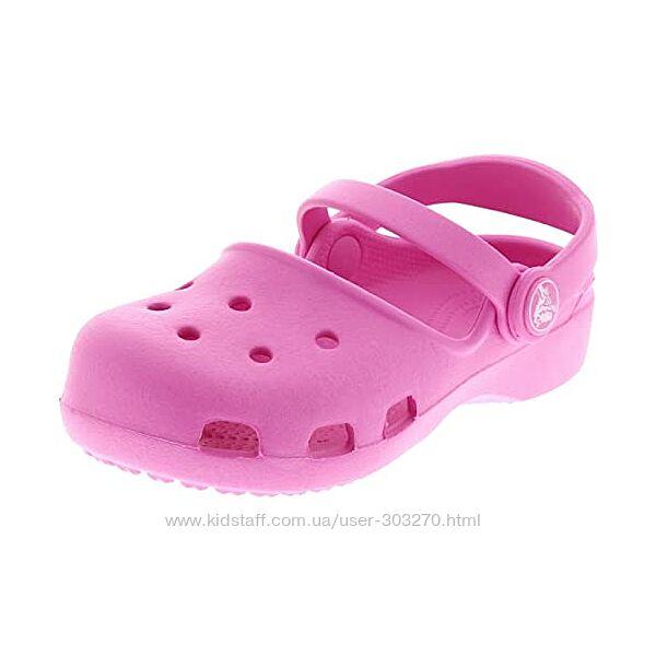 Кроксы для девочки Crocs Kids&acute Karin Clog