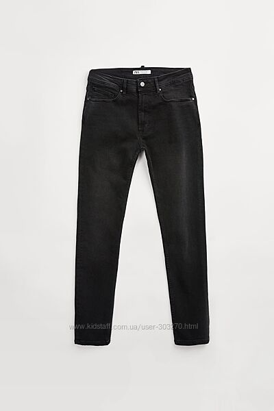 Мужские джинсы скинни  Zara размер 38
