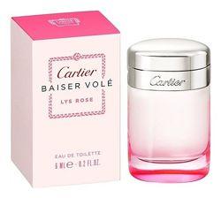 Cartier Baiser Vole Lys Rose Чистый Изысканный Распив Оригинала