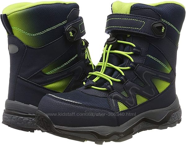 Ботинки 32р. Lurchi зима Германия