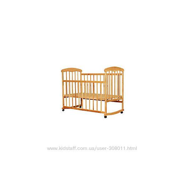 Кроватка Наталка для малышей