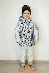 Демисезонные куртки 86-110