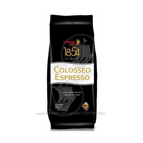 Кава в зернах Schirmer Kaffee Colosseo Espresso зерно 1кг