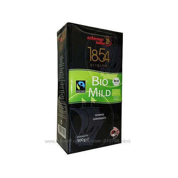 Кофе Schirmer Kaffee Bio Fairtrade Mild молотый 500 г