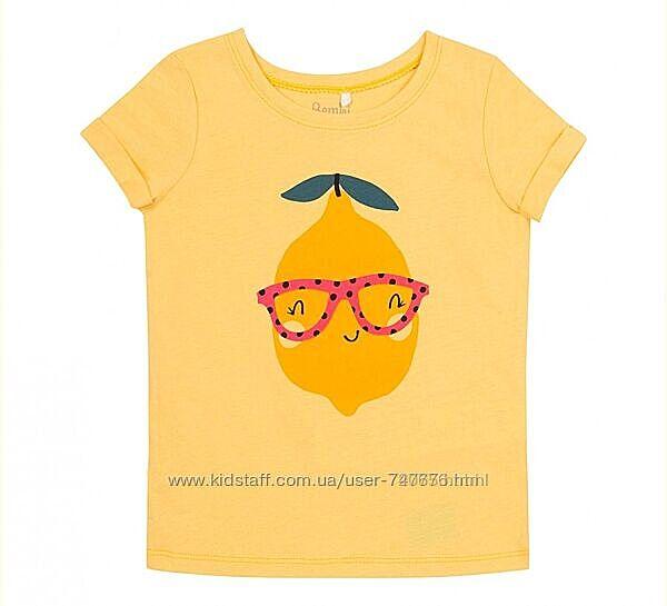 Летняя футболка бемби
