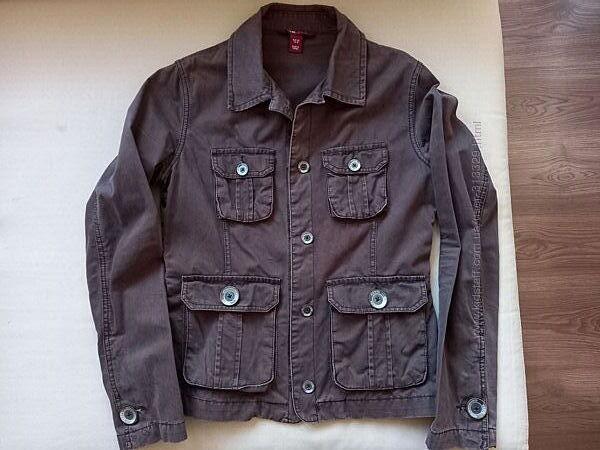 Пиджак H&M хлопок размер М
