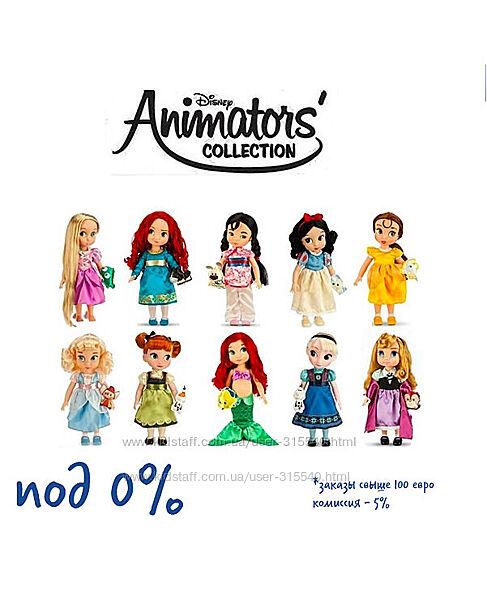 Disney Animators Collection, оригинал Германия