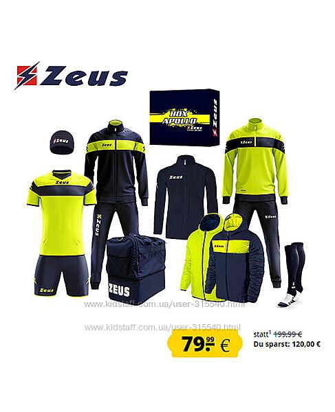 Экипировочный набор футболиста ZEUS BOX APOLLO почти даром