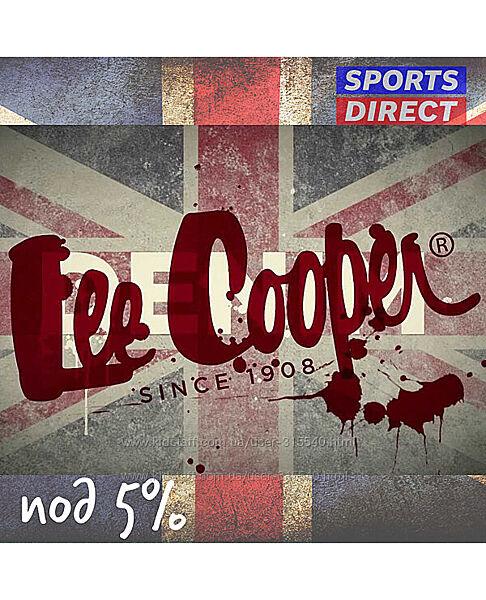 Одежда, нижнее белье и аксессуары Lee Cooper из Германии - большие скидки