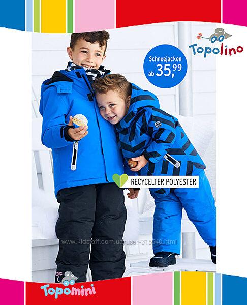 Topolino, Topomini - выкуп из Германии