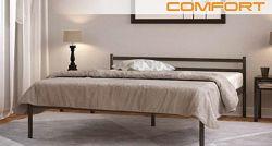 Кровать металлическая COMFORT МЕТАКАМ