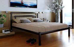 Кровать металлическая BRIO МЕТАКАМ