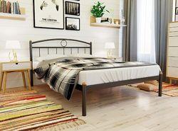 Кровать металлическая  INGA МЕТАКАМ