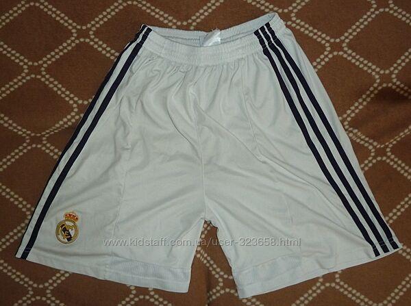 Шорты Real Madrid 2010&acutes home, M Adidas