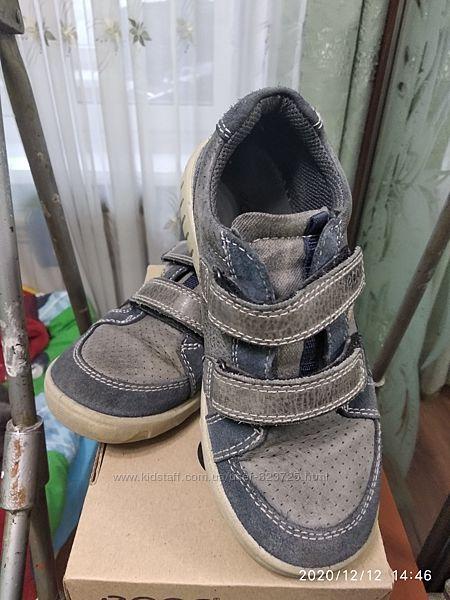 Деми ботиночки-туфли Ecco 32 р.