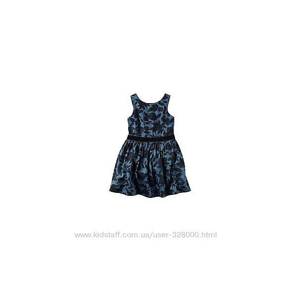 Нарядное платье Carters с пышной юбкой 8 лет сша состояние идеальное