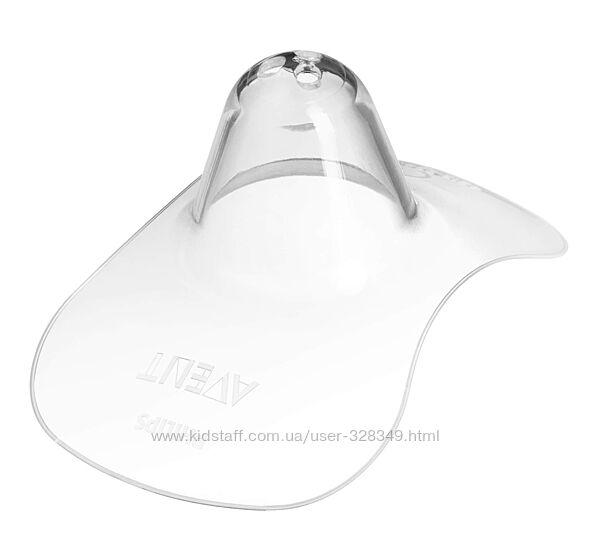 Защитные силиконовые накладки на соски универсальные 2 шт - Philips Avent