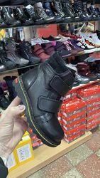 Кожаные зимние ботинки Polipeys, Турция