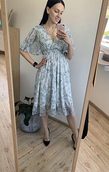 Шифоновые платья Новинка