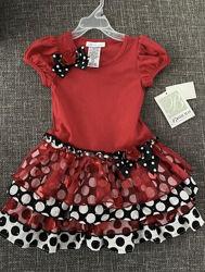 Платье Bonnie Jean размер 3 года