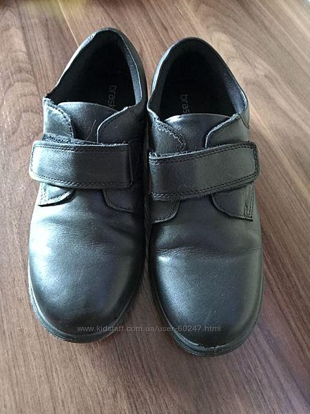 Туфли Braska, мальчиковые, мокасины