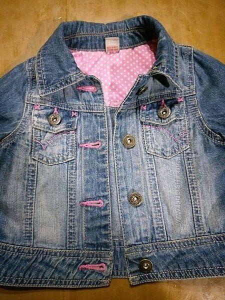 Джинсовая куртка, пиджак TU размер 92-98