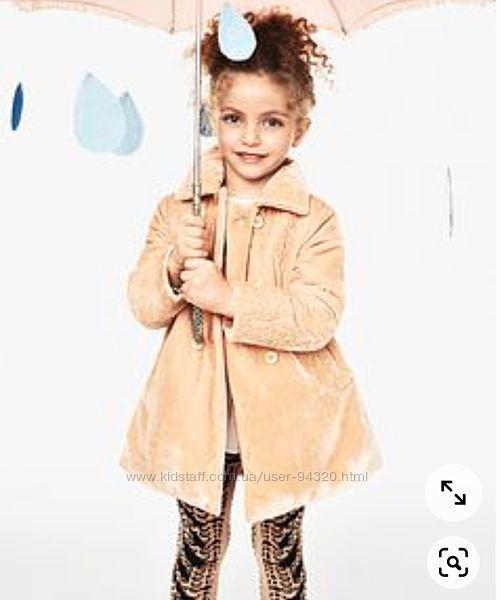 Эксклюзив от H&M studio kids Пальто из подиумной коллекции