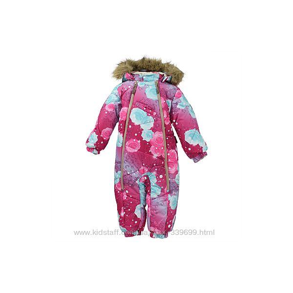 Зимний комбинезон Huppa Fashion
