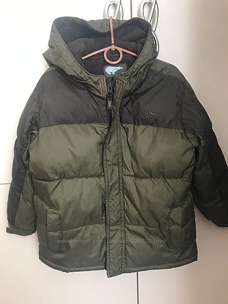 Теплая курточка Old Navy размер 5T